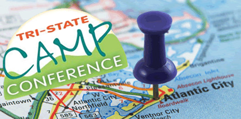 The Tri-State Camp Conference is held in Atlantic City, NJ.